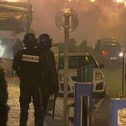 Corse : nouveaux incidents entre gendarmes et manifestants
