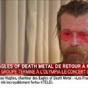 Jesse Hughes: «Est-ce que vos lois sur les armes à feu en France ont empêché cette attaque? Non»