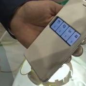 Mobile World Congress : le Français Wiko présente son smartphone UFeel