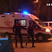 Attentat à Ankara: au moins 5 morts dans l'explosion d'une voiture piégée