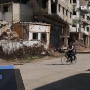La ville de Homs devenue ville fantôme