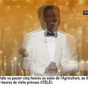 Oscars : Chris Rock ironise sur l'absence de diversité