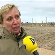 Le démantèlement du bidonville de Calais a commencé