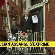 J. Assange: C'est une victoire que l'on ne peut nier