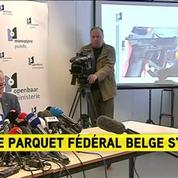 Bruxelles: Un livre salafiste et un drapeau de l'EI retrouvés à côté du suspect tué, selon le parquet fédéral belge