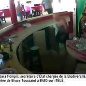 Côte d'Ivoire : les images de vidéo surveillance montrent la panique à l'hôtel de Grand Bassam