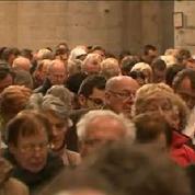 Attentats de Bruxelles : une veillée oecuménique en mémoire des victimes