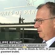 Renforcement de la sécurité à l'aéroport de Roissy