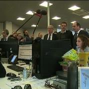 F. Hollande confirme le report de l'examen du projet de loi sur le travail