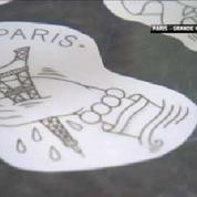 Paris: au Mondial du tatouage, le souvenir des attentats de novembre