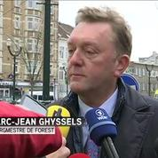 Bruxelles : 2 suspects sont retranchés dans un immeuble, selon le bourgmestre de Forest