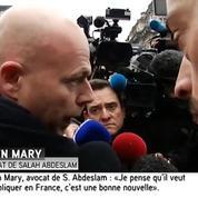 L'avocat de Salah Abdeslam annonce que son client sera bientôt extradé en France