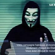 Les Anonymous se mobilisent contre Donald Trump