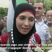 La meilleure enseignante du monde accueillie en grande pompe en Cisjordanie