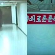 La Corée du Nord diffuse la vidéo de l'étudiant américain qui a volé un poster