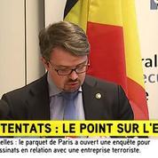Le parquet belge confirme qu'un 3e suspect est toujours en fuite