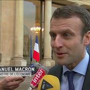 Emmanuel Macron sur le point de lancer un think tank La Gauche Libre