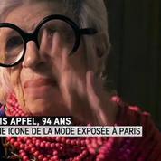 Iris Apfel, portrait d'une icône de la mode