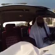 Une caméra cachée d'un faux terroriste qui passe mal en Arabie Saoudite