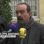 Philippe Martinez (CGT) : La mobilisation contre la loi travail plus que jamais d'actualité