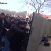 Perpignan : des débordements lors d'une manifestation lycéenne contre la loi Travail