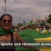 Brésil : Plus de 3 millions de manifestants réclament le départ de Roussef
