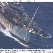 Argentine : un navire de pêche chinois coulé par les gardes-côtes
