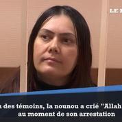 Russie: la nounou qui a décapité un enfant va être jugée
