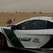 Ce drone qui va aussi vite qu'une McLaren