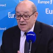Jean-Yves Le Drian veut «éradiquer» Daesh