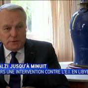 Ayrault envisage des sanctions européennes contre des responsables libyens