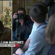 Loi Travail : William Martinet, président de l'Unef : Le désaccord reste entier avec ce gouvernement