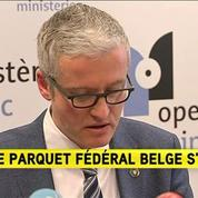 Bruxelles : 2 suspects sont toujours en fuite, selon le parquet fédéral belge