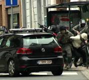 Molenbeek : premières images de l'arrestation de l'un des suspects