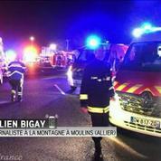 Douze morts dans un accident de minibus dans l'Allier