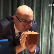 Le sceau d'un empereur chinois aux enchères pour 6 millions d'euros