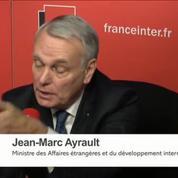 Ayrault : Décorer un prince saoudien, « c'est une tradition diplomatique »