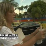 Brésil : Grande mobilisation contre le pouvoir en place