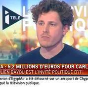 Julien Bayou : la remunération de Carlos Tavares n'a «aucune justification»