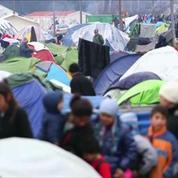 En marge du sommet UE / Turquie, les conditions de vie déplorables à Idomeni