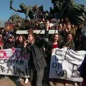 Entre 69.000 et 150.000 jeunes dans la rue contre la Loi Travail
