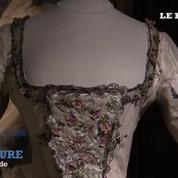 3 siècles de mode française au Louvre