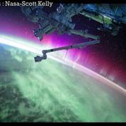 Les meilleures photos extraterrestres de l'astronaute Scott Kelly