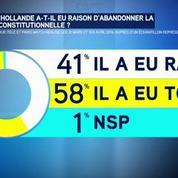Le naufrage de François Hollande dans les sondages