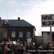 Panama Papers : des milliers de personnes réclament la démission du Premier ministre islandais