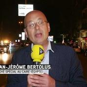 F. Hollande interpelle l'Egypte sur la question des droits de l'Homme