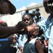 Haïti : 400.000 vaccinations contre le choléra