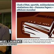 Panama Papers: La classe économique et politique française est concernée