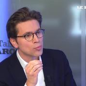 Geoffroy Didier : «Macron doit démissionner du gouvernement pour se libérer de Hollande»