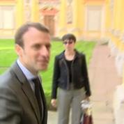 Emmanuel Macron : la gauche aujourd'hui ne me satisfait pas